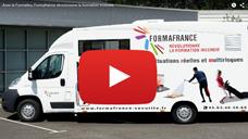 lien vers la vidéo unité mobile formation incendie